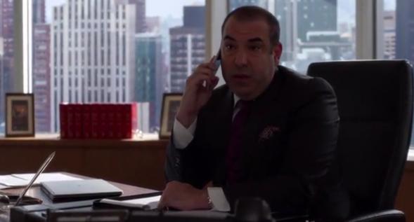 Louis Litt Suits S06E08